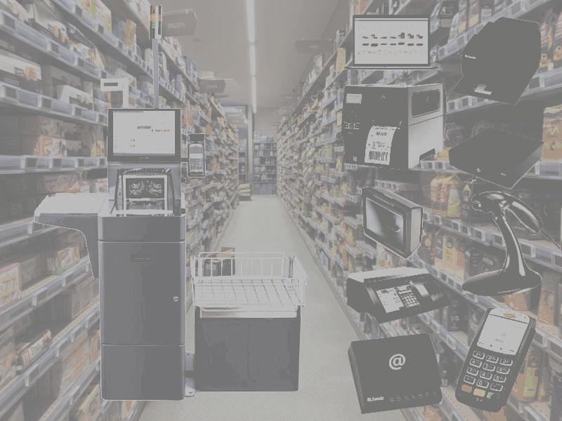 Sistema automação comercial varejo